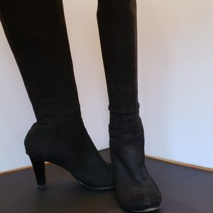 Costume National women's suede boots